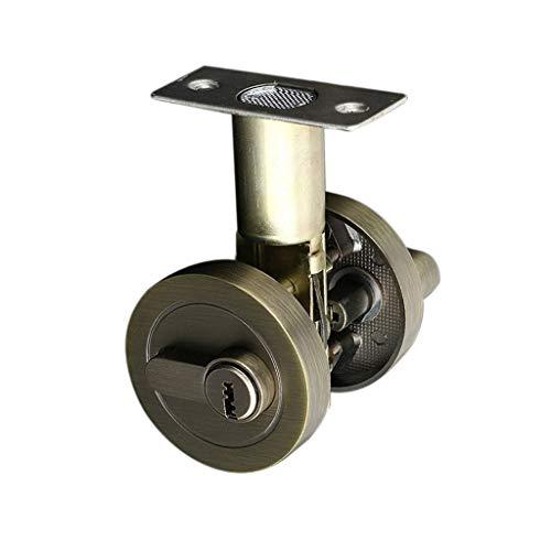 Tubayia - Cerradura cilíndrica de aleación de cinc para puerta inter