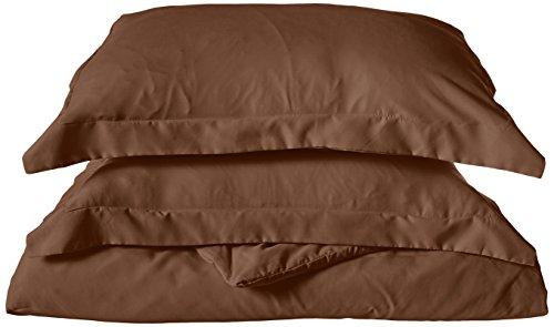 Bett-set Queen-bronze (Eleganten Komfort 1500Fadenzahl Ägyptische Qualität Falten und farbbeständig 3-teiliges Bettbezug Set, Bronze, Full/Queen Duvet Set)