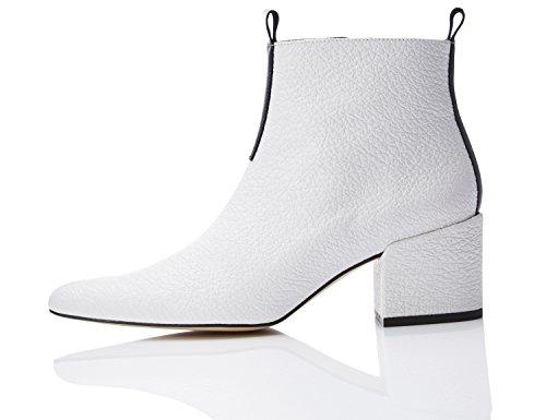 find-bottines-femme-blanc-white-39-eu