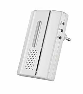 Trust Smart Home 433 Mhz Funk-Türklingel Set ACDB-7000BC (Französischer stecker)