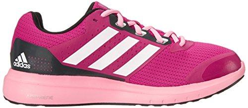 Adidas Duramo 7 Synthetik Laufschuh Pink/White/Pink