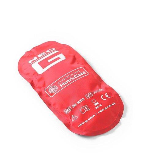 Neo G Hot & Cold Therapy Pack (1Stück Pack)–wiederverwendbar & Dual Funktion, flexibel, Ice Pack, Heat Pack hilft, Muskelschmerzen, Schmerzen, Symptome von Arthritis, Kopfschmerzen, Muskel und Gelenk Entzündungen, Muskel Schwellungen, menstruationskrämpfen, hilft Relief steife, schmerzende Muskeln Post Gym oder Verletzungen Hot-wasser Zu Den Mahlzeiten