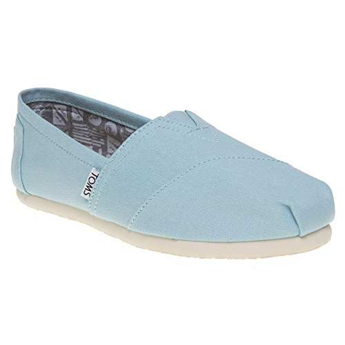 TOMS Classic Shoes Blue 6.5 UK