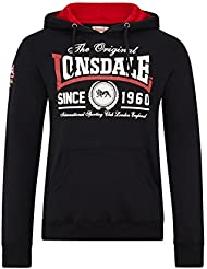 Lonsdale-wells hoodie (deux coloris)