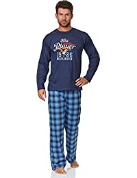 Cornette Ensemble Pyjama Homme Coton Player