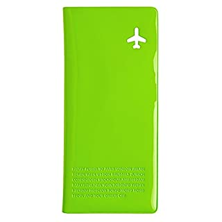 ALIFE Reisedokumentenhülle HF Travel Organizer - Green