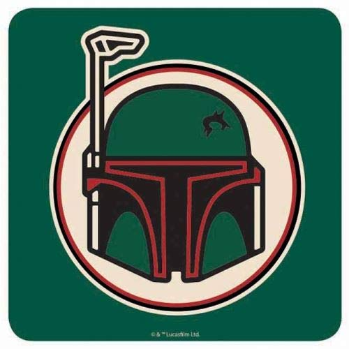 Coaster oficial de Star Wars de Boba Fett
