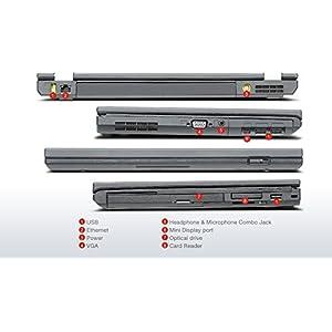 Lenovo ThinkPad T430 i5-3320M 2 6GHz 8GB RAM, 256GB SSD DVDRW 14 1