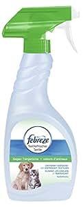 Febreze - P04275137 - Spray éliminateur d'odeurs d'animaux domestique - 500ml