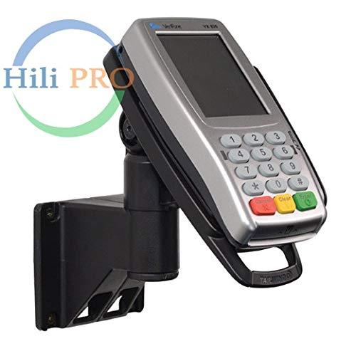 Soporte de pared para VeriFone VX820 Terminal de tarjeta de Crédito –  Soporte de pared con cierre y candado – se inclina y gira de 140 grados 330