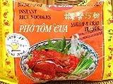 Vietnam istante Quattro gamberetti o per degustare 10 sacchetti set (senza glutine instant riso istantaneo tagliatella tagliatelle di riso) (riso tagliatella Beikomen)
