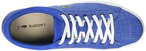 Lacoste Straightset SP 217 1, Basses Homme Multicolore (Bleu Clair / Marine)