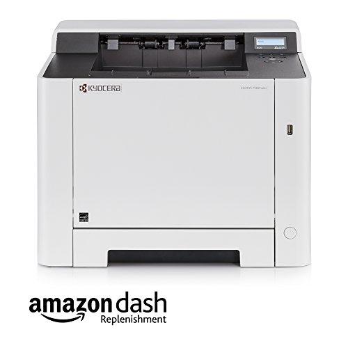 Kyocera Ecosys P5021cdw Laserdrucker. 21 Seiten Pro Minute. Farblaserdrucker inkl. Mobile-Print-Unterstützung