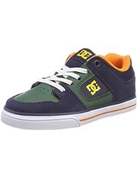 DC Shoes Jungen Pure Elastic Skateboardschuhe