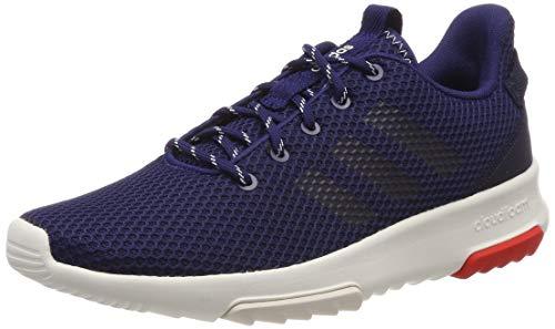 adidas Herren CF Racer TR Laufschuhe, Blau (Dark Blue/Legend Ink/Active Red), 43 1/3 EU - Männer Schuhe Original Adidas