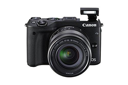Canon EOS M3 Systemkamera (24 Megapixel APS-C CMOS-Sensor - 4