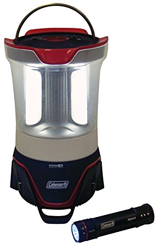 Coleman CPX - Linterna híbrida LED (6 V)