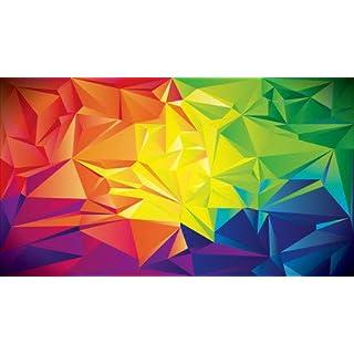 adrium Leinwand-Bild 110 x 60 cm: Abstract Background for Design, Bild auf Leinwand