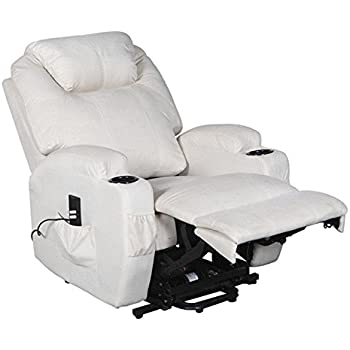 riser dual cream rise motor dp chair and fabric recliner recline evesham electric armchair