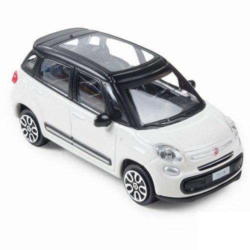 bburago-431822126-vehicule-miniature-fiat-500l-echelle-1-24
