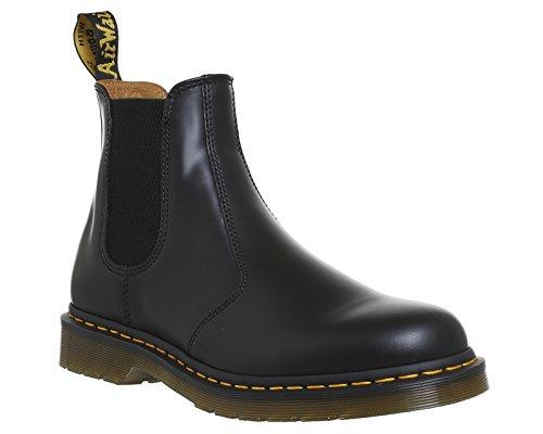 Dr. Martens 2976 GAUCHO Unisex-Erwachsene Chelsea Boots Black Leather
