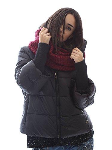 Gaudi jeans 64BD38204 Piumino Donna Nero 46