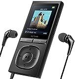 Victure Lecteur MP3 en Metal 100H Lecteur Musique Portable 8Go avec Radio FM, 1.8 TFT...