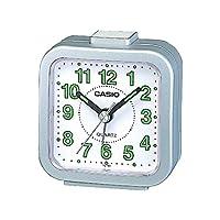 Casio TQ-141–8D alarmlı saat/kronometre, gümüş rengi