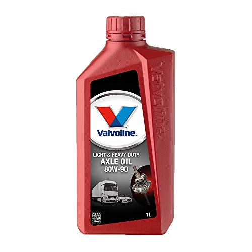 Valvoline Getriebeöl 80W-90 HD AXLE Heavy Duty Differenzial Achsenöl 1L -