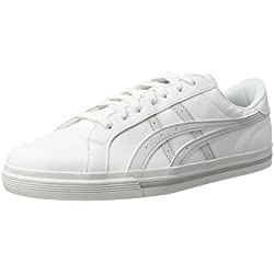 Asics Classic Tempo, Zapatillas de Tenis para Hombre, Multicolor (White/Glacier Grey), 43.5 EU