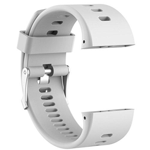 para el Reloj Polar V800,PANY Deportes Recambio de Pulseras Silicona de Repuesto Correa de muñeca con Correa de Reloj de Gom