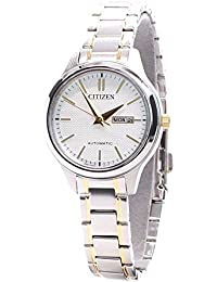 Citizen Analog White Dial Women's Watch - PD7144-57A