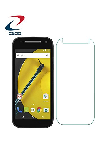 for Moto E2 Motorola 2nd Generation - anti shatter Tempered Glass Screen Protector