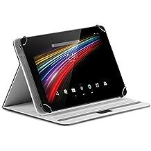 """Energy Sistem 42142 - Funda universal para tablets de 7,85"""" a 8"""", color negro y gris"""