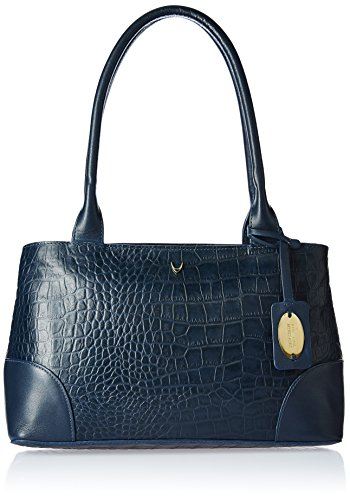 Hidesign Women\'s Shoulder Bag (Blue)