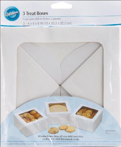 Wilton Treat Boxes-White 8\