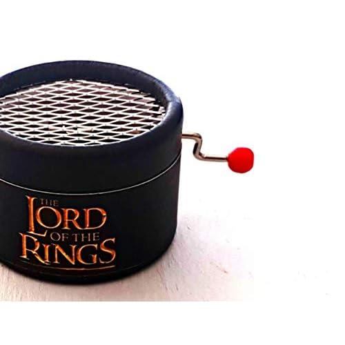 Caja de música de El señor de los anillos 4