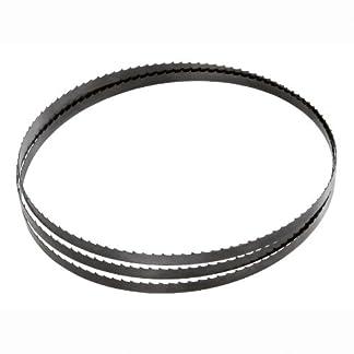 Einhell 4506156 – Hoja de sierra de cinta para madera (1400 x 7 mm, 6t/25 mm)