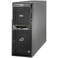 FUJITSU PRIMERGY TX2540 M1 Xeon E5-2407v2 1x 8GB DDR3-1600 w/o HDD SAS/SATA 8,9cm 3,5Zoll DVDRW supermulti Standard SV 3J VOS