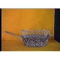 CERIANI Fryer fer/porcelaine panier 26