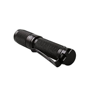 Thrunite® Mini Ti3 Cree Xp-l Schlüsselanhänger-taschenlampe Aaa Max 130 Lumen (Ti3 Xp-l Kaltweiß) 3