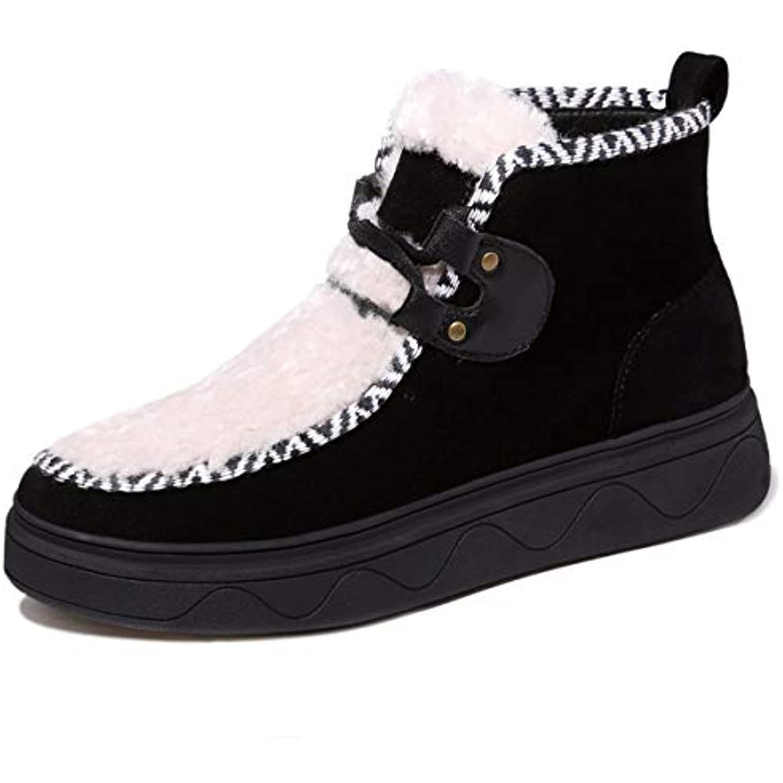 KPHY Chaussures Femmes/Faible Tube Bottes Bottes Bottes VêteHommes ts Chaussures Bottes Mode Court À Fond Plat Fond Épais Tube Velvet... - B07JGH53D6 - 712db7