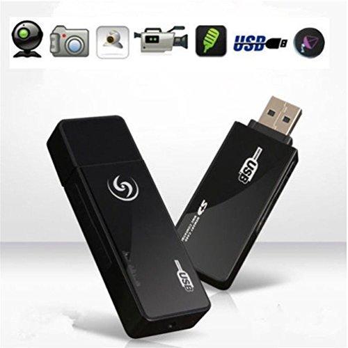 Galleria fotografica Xingan HD 1280 * 960P Mini DV U9 Pocket Flash Disk nascosta Drive Spy Camera USB con Motion Video Detection registratore DVR della videocamera + 16 GB TF-mappa