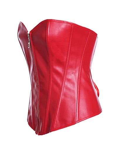 DINGANG -  Corsetto  - Donna Red