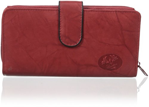 Buxton Heiress Checkbook Case Wallet -