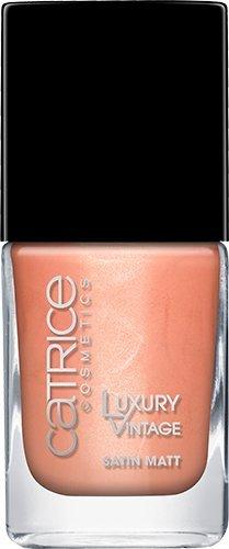 Catrice cosmetics Luxury vintage Satin matt effect Vernis à ongles de couleur n°08 Because I'm Shabby, 11 ml, 0.37 fl.oz.