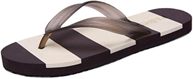 MERRYHE Herren Sommer Hausschuhe Strand Flip Flops Casual Große Größe Sandalen Erwachsene Top Mix Flip Flop Für