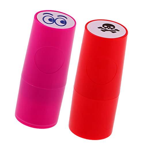 Tsukineko Stazon Midi Stempelkissen Synthetic Material 5.8 x 5.8 x 1.5 cm Cherry Pink