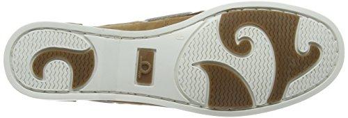 Chatham Helena, Chaussures Bateau Femme Marron (Beige)
