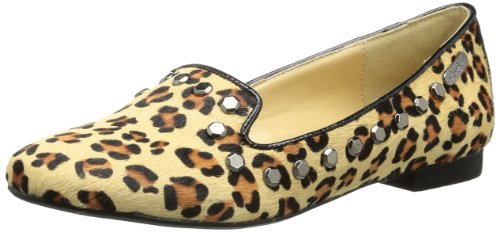 Pepe Jeans London LIN-282 A 10819 855 Damen Slipper Mehrfarbig (865 CAMEL)